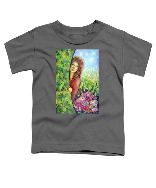 Magic Garden 021108 Toddler T-Shirt