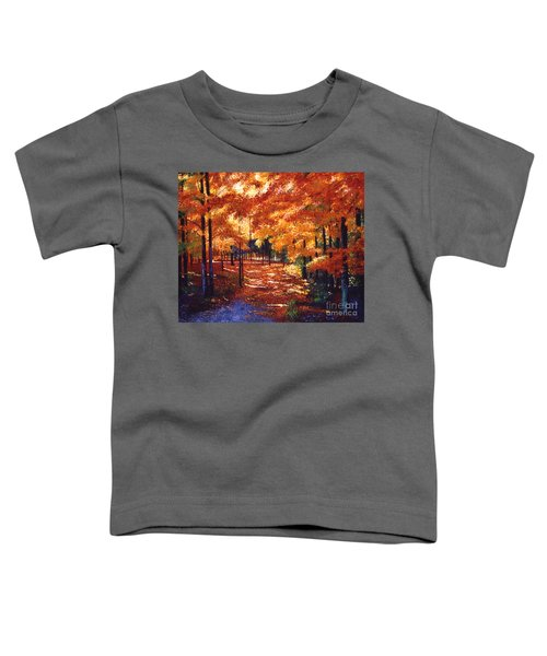 Magical Forest Toddler T-Shirt