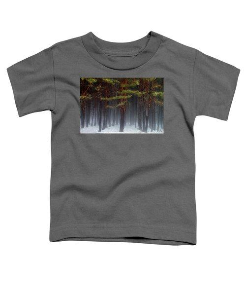 Magical Pines Toddler T-Shirt