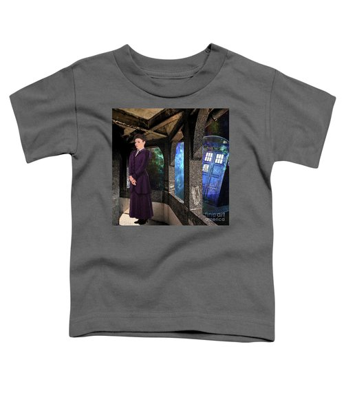 Magicians Apprentice Toddler T-Shirt