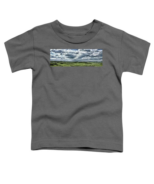 Magnetic View Toddler T-Shirt