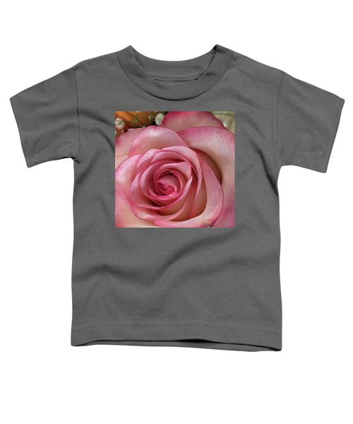 Magnificent Rose Toddler T-Shirt
