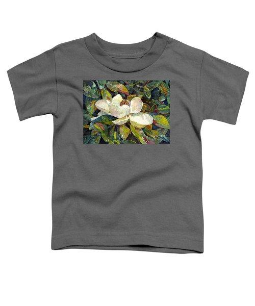 Magnolia Blossom Toddler T-Shirt