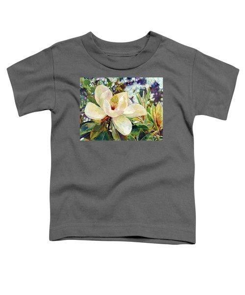 Magnolia Melody Toddler T-Shirt