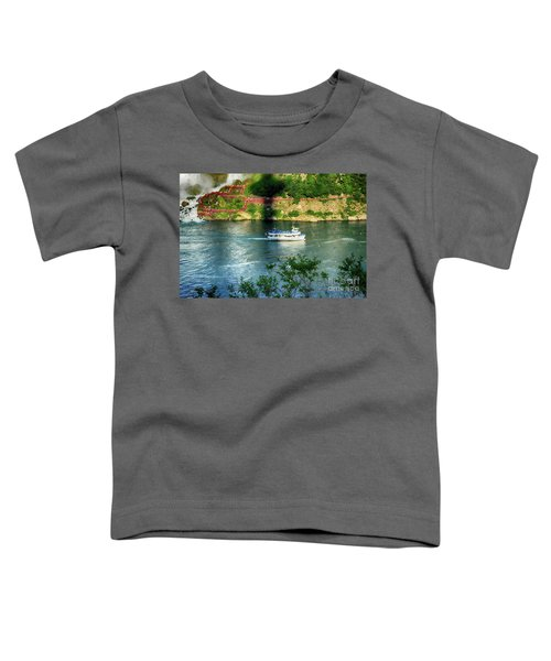 Maid Of The Mist Toddler T-Shirt