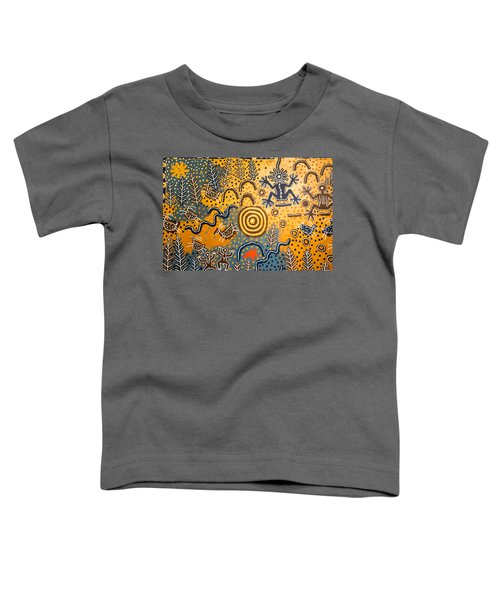 Maidu Creation Story Toddler T-Shirt