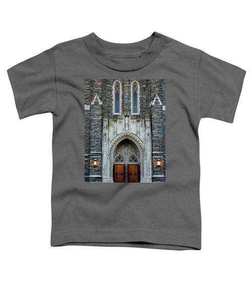 Main Entrance To Chapel Toddler T-Shirt
