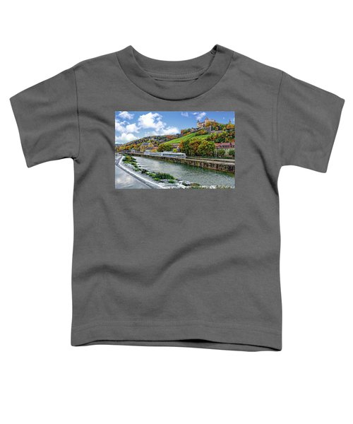 Main River Panorama Toddler T-Shirt