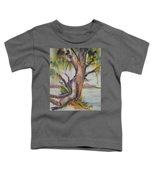 Majestic Live Oak  Toddler T-Shirt