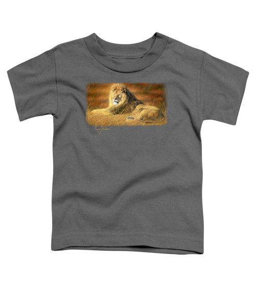 Majestic Toddler T-Shirt by Lucie Bilodeau