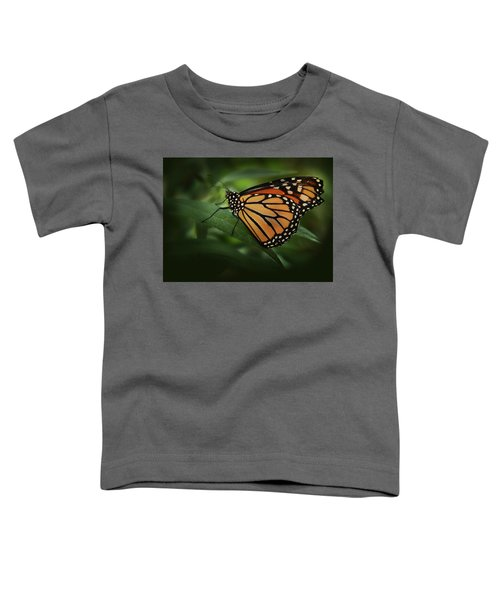 Majestic Monarch Toddler T-Shirt