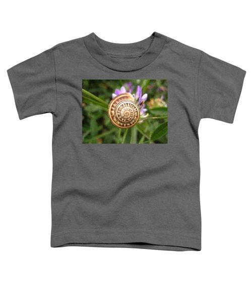 Malta Snail Toddler T-Shirt