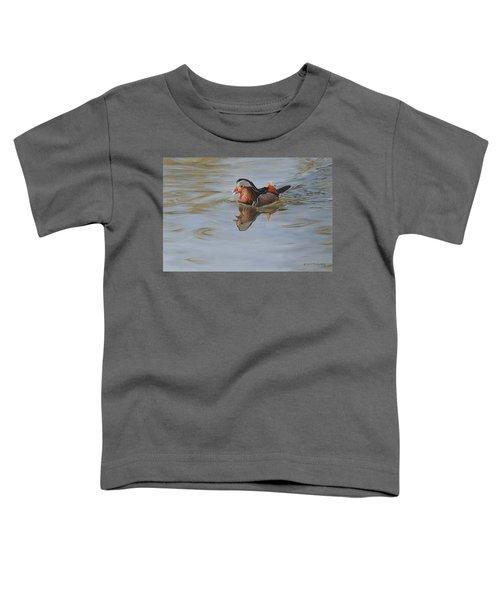Mandarin Duck Toddler T-Shirt