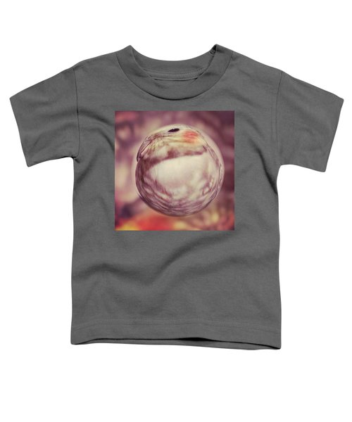 Lovely Little Lilly Tiel Marble Toddler T-Shirt