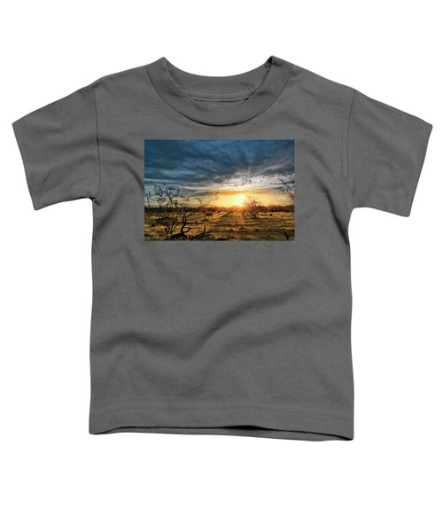 March Sunrise Toddler T-Shirt