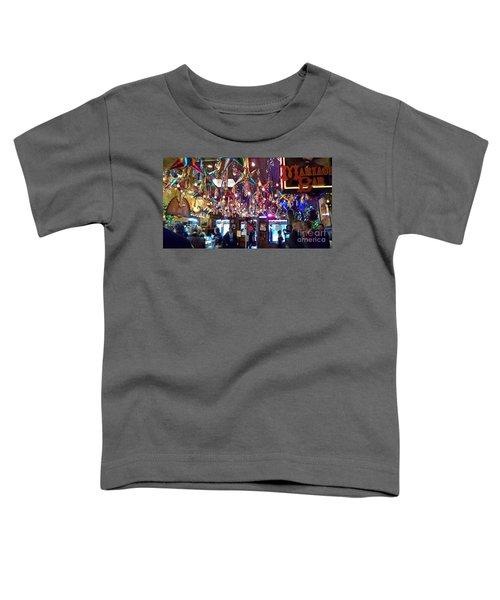 Mariachi Bar In San Antonio Toddler T-Shirt