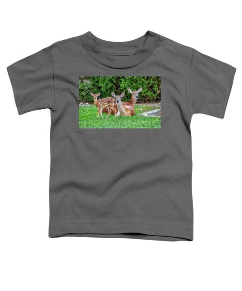 Marilyn Mary Little Marie Toddler T-Shirt