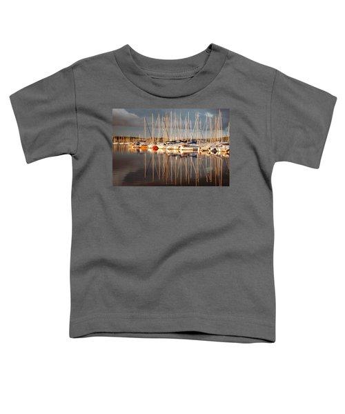 Marina Sunset 6 Toddler T-Shirt