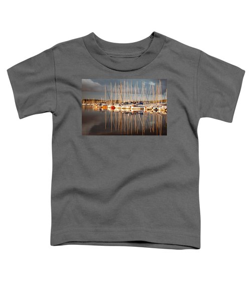 Marina Sunset 6 Toddler T-Shirt