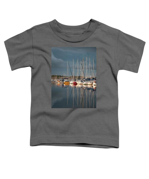 Marina Sunset 8 Toddler T-Shirt