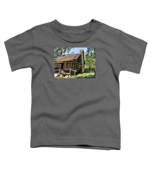 Mark Twains Family Cabin Toddler T-Shirt