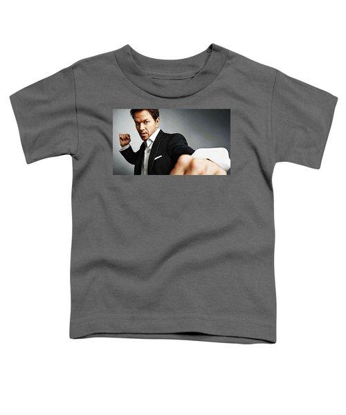 Mark Wahlberg Toddler T-Shirt