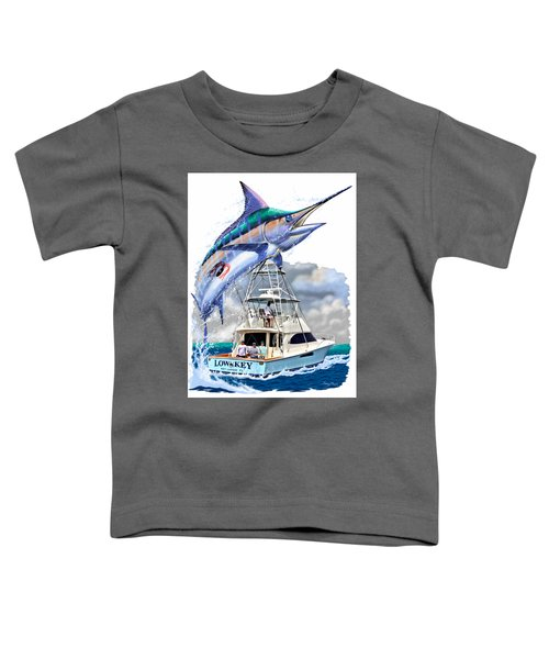 Marlin Commission  Toddler T-Shirt