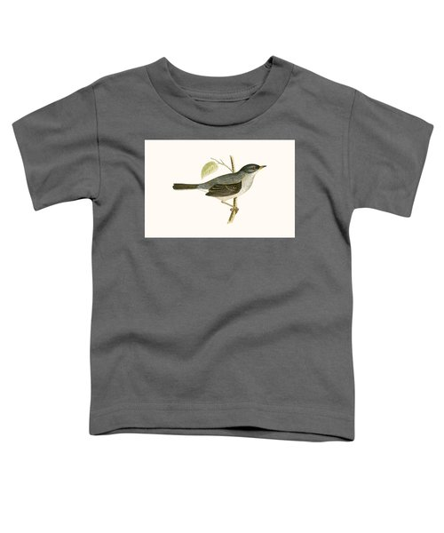 Marmora's Warbler Toddler T-Shirt by English School
