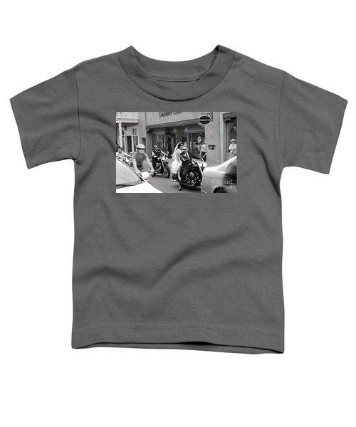 Marriage In Santa Fe Toddler T-Shirt