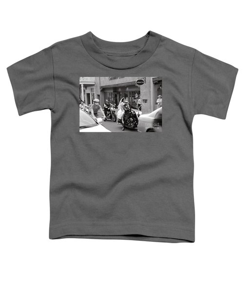 Marriage In Santa Fe Toddler T-Shirt