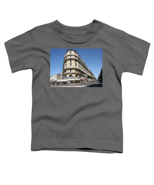 Toddler T-Shirt featuring the photograph Marseille, France by Travel Pics