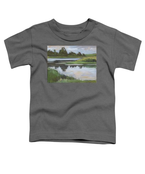 Marsh, June Afternoon Toddler T-Shirt