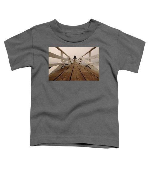 Marshall Point Fog Toddler T-Shirt