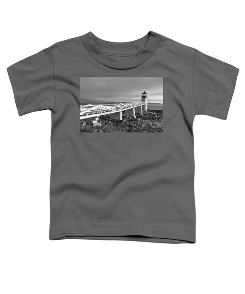 Marshall Point Lighthouse Toddler T-Shirt