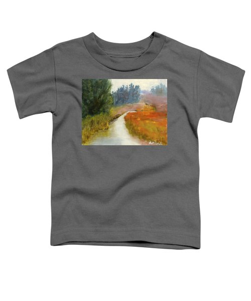 Marshes Of New England Toddler T-Shirt