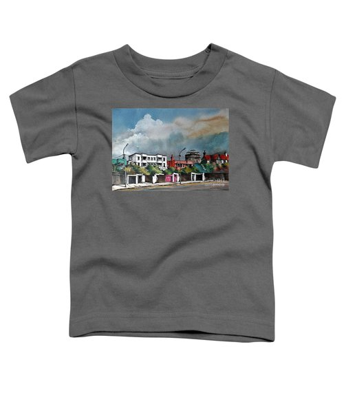 F  732 Martello Tower Bray Seafront Wicklow.. Toddler T-Shirt