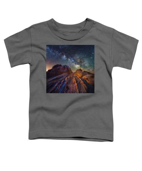 Martian Landscape Toddler T-Shirt