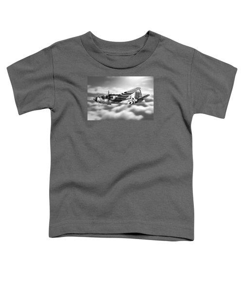 Martin B-26 Marauder Drawing Toddler T-Shirt
