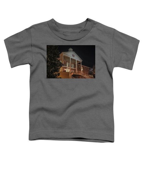 Martin Hall Night 01 Toddler T-Shirt