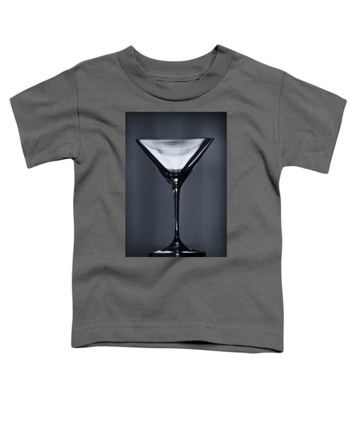 Martini Toddler T-Shirt by Margie Hurwich