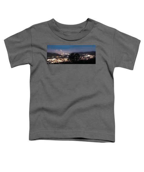 Martins Ferry Night Toddler T-Shirt