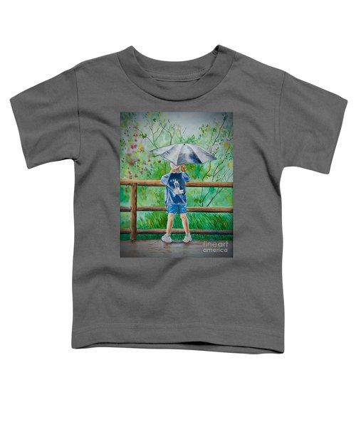 Marcus' Umbrella Toddler T-Shirt