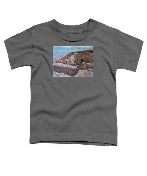 Masada Toddler T-Shirt