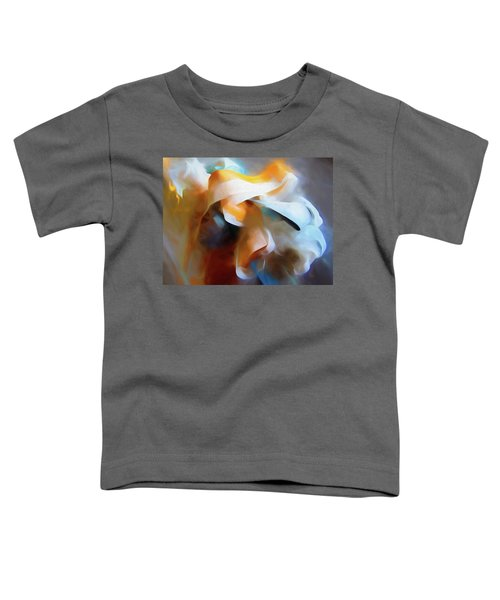 Masking Tape And Paint Composition Toddler T-Shirt