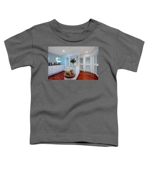 Master Closet Toddler T-Shirt