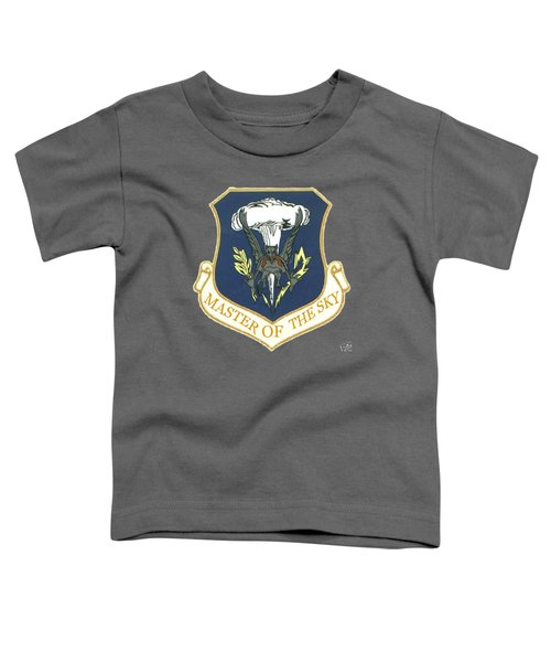 Master Of The Sky Toddler T-Shirt