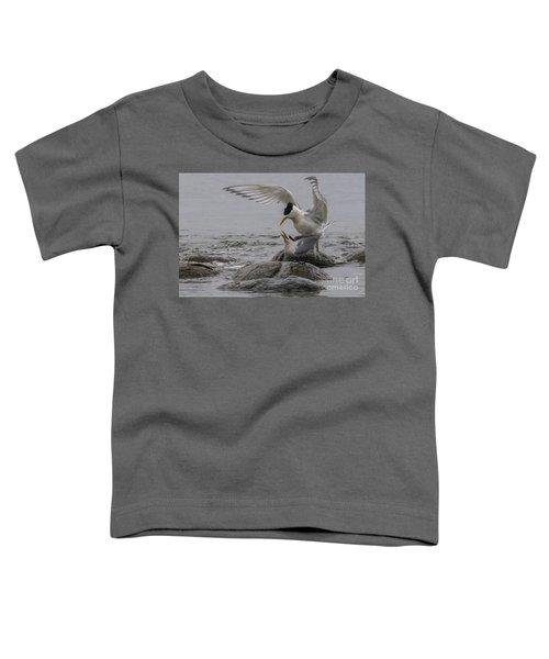 Toddler T-Shirt featuring the photograph Mating Pair 2 by Werner Padarin