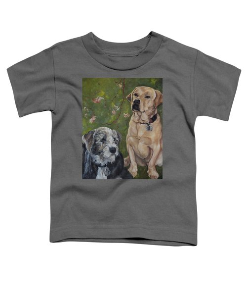 Max And Molly Toddler T-Shirt