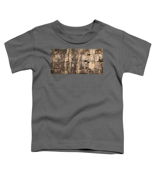 Mayan Hieroglyphics Toddler T-Shirt