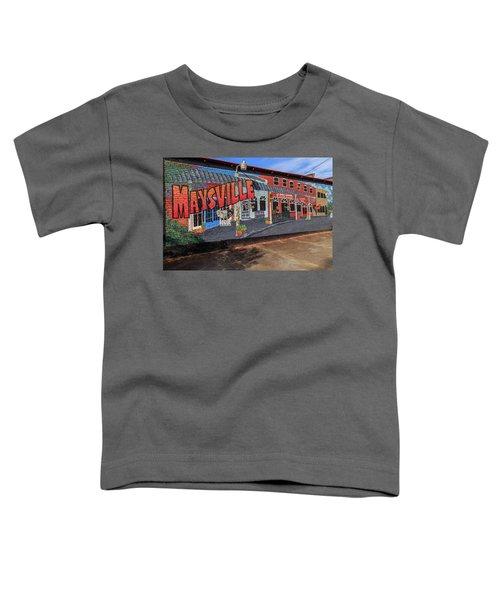 Maysville Mural Toddler T-Shirt